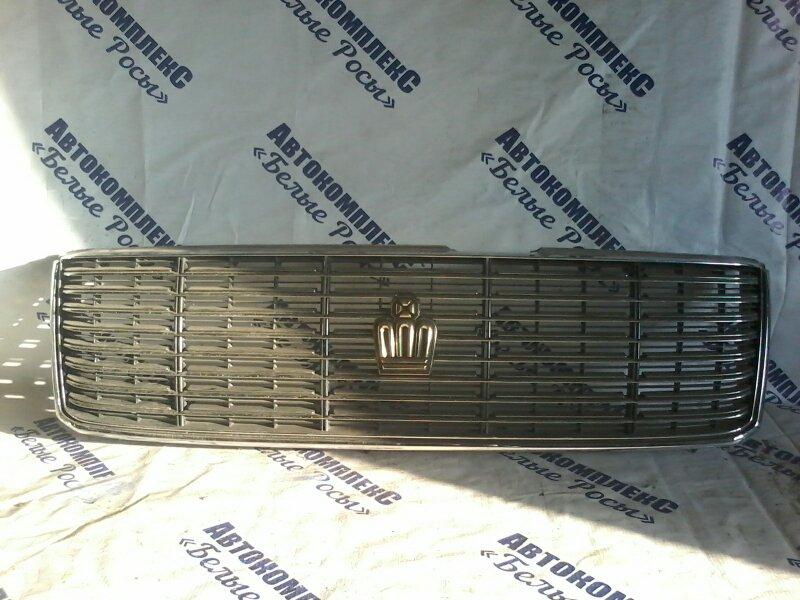 Решетка радиатора Toyota Crown JZS155 2JZGE 1997 передняя