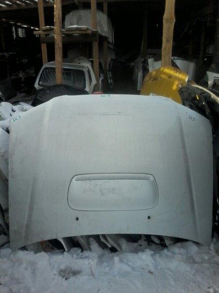 Капот Subaru Forester SG5 EJ20 2003 передний