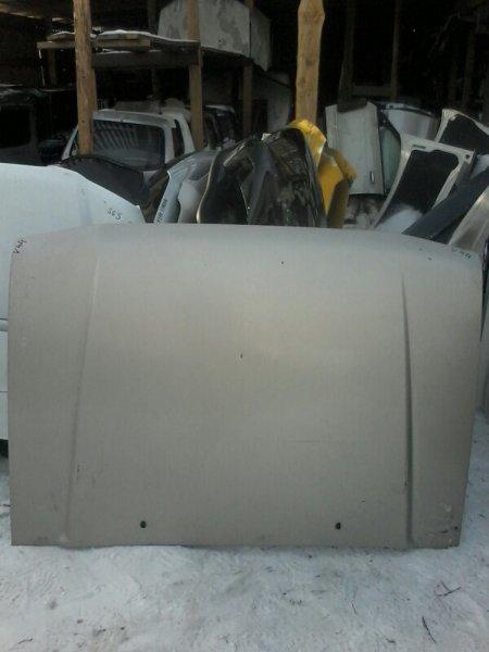 Капот Mitsubishi Pajero V46W 4D56 передний