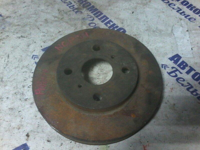 Тормозной диск Toyota Probox NCP51 1NZFE 2002
