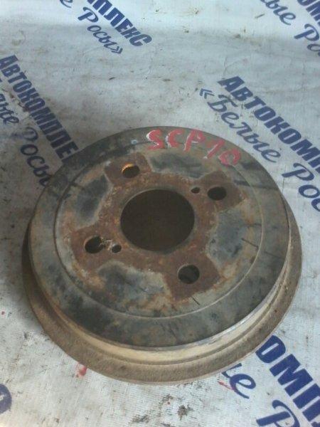 Тормозной барабан Toyota Vitz SCP90 2SZFE 2005