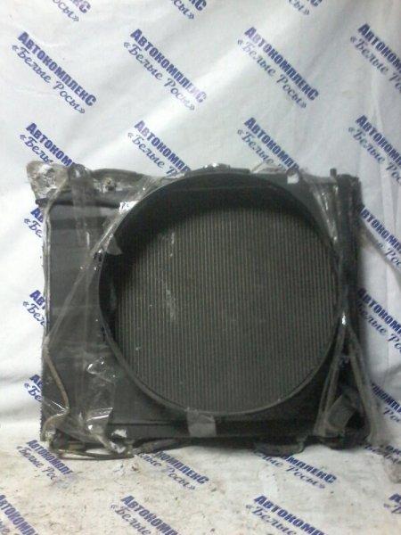 Радиатор охлаждения двигателя Mitsubishi Pajero V78W 4M41 2003