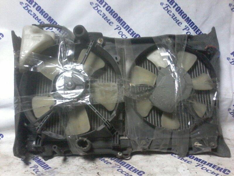 Радиатор охлаждения двигателя Toyota Raum EXZ10 5EFE 1997
