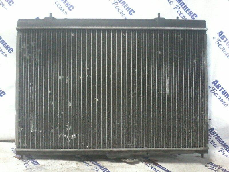 Радиатор охлаждения двигателя Mitsubishi Grandis N84W 4G64 2002