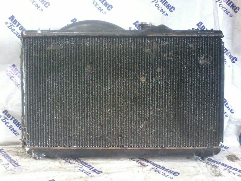 Радиатор охлаждения двигателя Toyota Chaser GX100 1GFE 1997