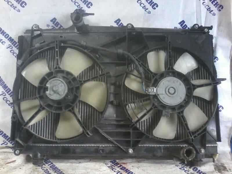 Радиатор охлаждения двигателя Toyota Noah AZR60 1AZFSE 2001
