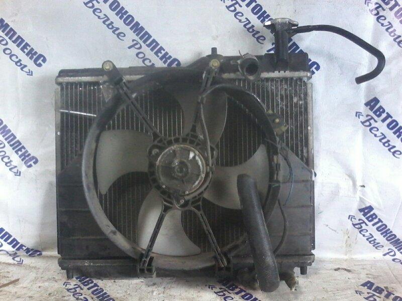 Радиатор охлаждения двигателя Honda Z PA1 E07Z 1998 передний