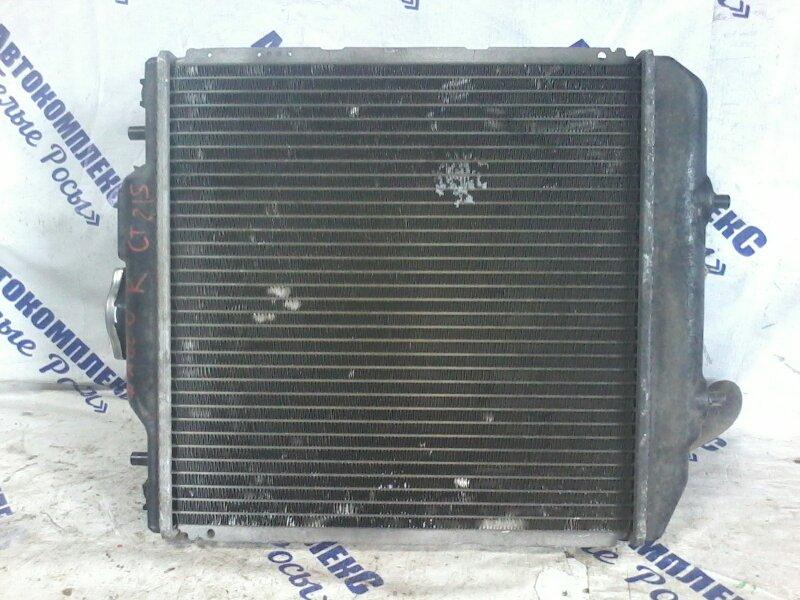 Радиатор охлаждения двигателя Suzuki Wagon R