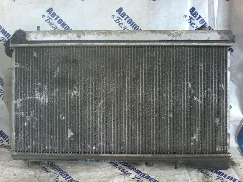 Радиатор охлаждения двигателя Subaru Forester SG5 EJ20 2003