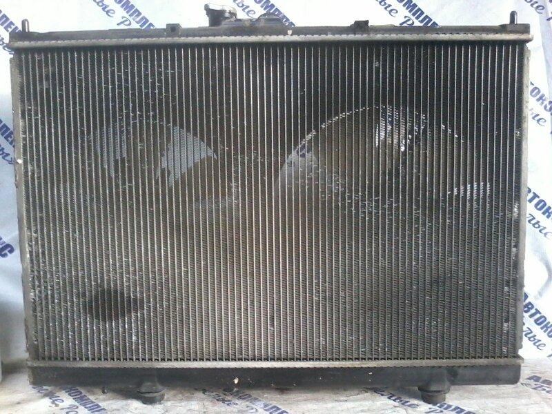 Радиатор охлаждения двигателя Mitsubishi Chariot Grandis N94W 4G64 1998