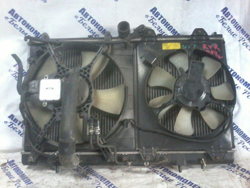 Радиатор охлаждения двигателя Mitsubishi Rvr N84W 4G64