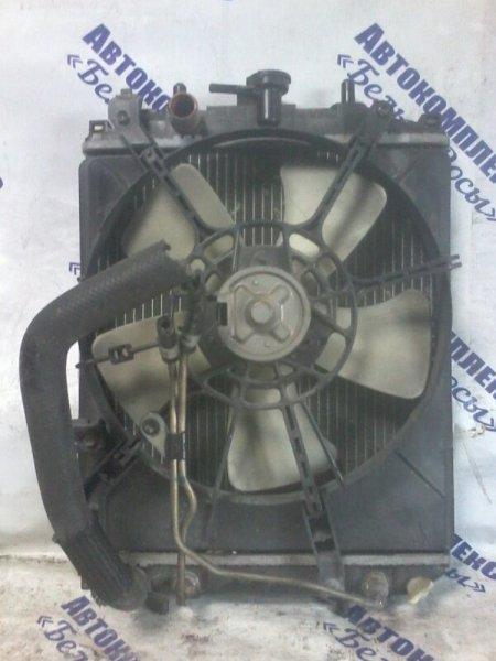 Радиатор охлаждения двигателя Toyota Duet M100A EJDE.EJVE 2000