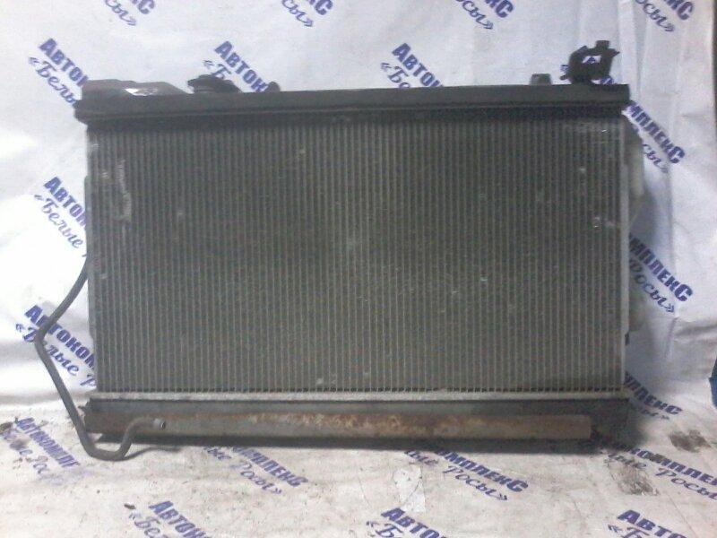 Радиатор охлаждения двигателя Honda Accord CG5 F23A1