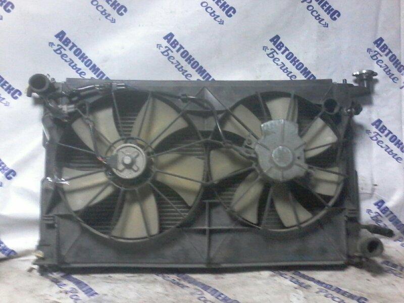 Радиатор охлаждения двигателя Toyota Vista Ardeo SV50 3SFSE 1997