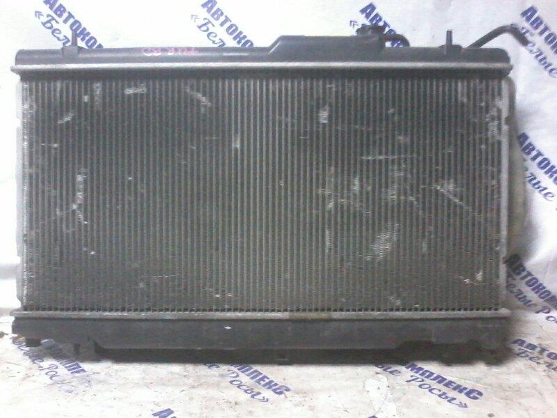 Радиатор охлаждения двигателя Subaru Forester SF5 EJ20 1997