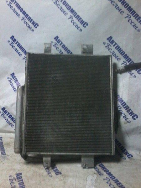 Радиатор кондиционера Toyota Bb QNC21 3SZVE 2005