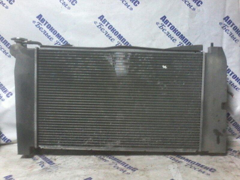 Радиатор охлаждения двигателя Toyota Corolla Spacio NZE121 1NZFE 1997