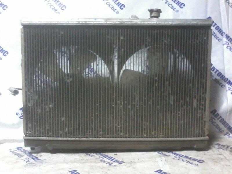Радиатор охлаждения двигателя Toyota Noah SR50 3SFE 1997