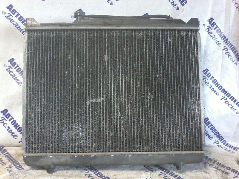 Радиатор охлаждения двигателя Suzuki Escudo TX92W H27A