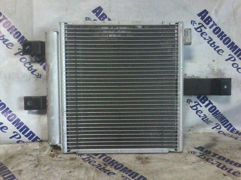 Радиатор кондиционера Nissan March