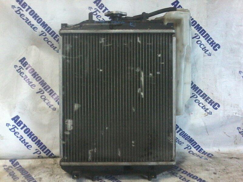 Радиатор охлаждения двигателя Toyota Duet M100A EJDE 1999