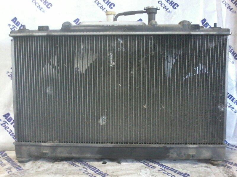 Радиатор охлаждения двигателя Mazda Atenza GG3S L3VE 2002 передний