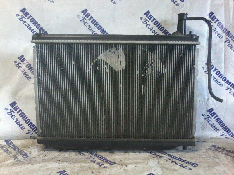 Радиатор охлаждения двигателя Mazda Verisa DC5W ZYVE 2004