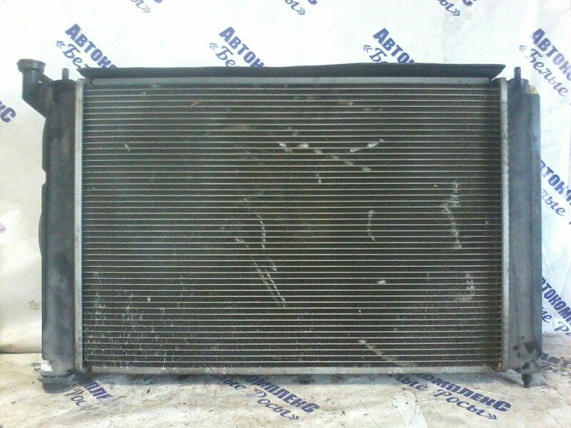 Радиатор охлаждения двигателя Toyota Allion AZT240 1AZFSE