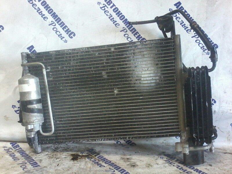 Радиатор кондиционера Suzuki Jimny JB23W K6A