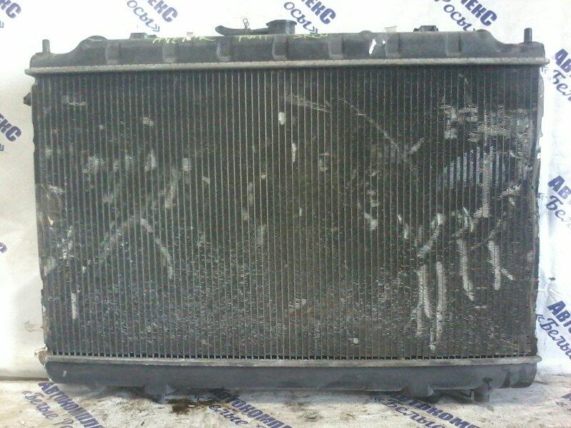 Радиатор охлаждения двигателя Nissan Avenir PW11 SR20DE