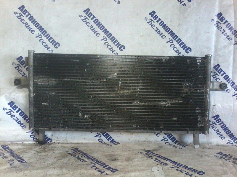 Радиатор кондиционера Nissan Avenir PW11 SR20DE