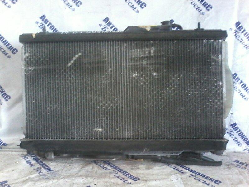 Радиатор охлаждения двигателя Subaru Legacy BH5 EJ20 1998