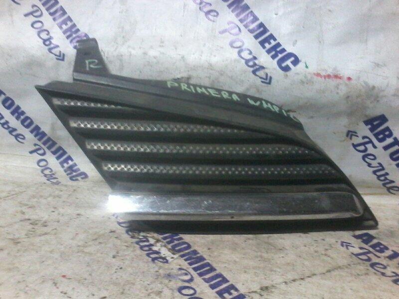 Решетка радиатора Nissan Primera WHP12 SR20VE передняя правая