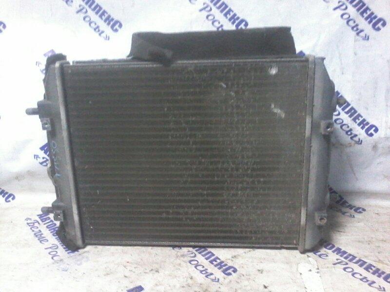 Радиатор охлаждения двигателя Toyota Passo KGC10 1KR 2004