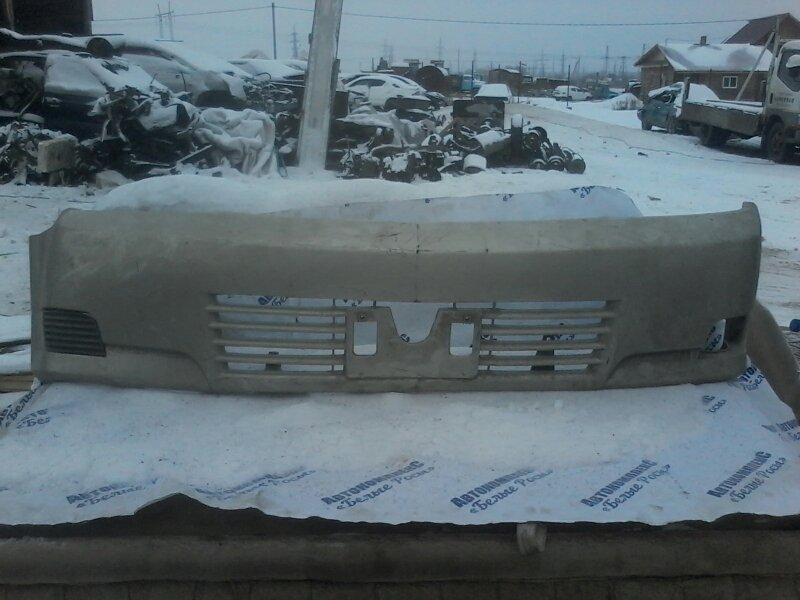 Бампер Toyota Opa ZCT10 1ZZFE 2000 передний