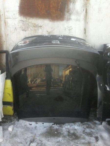 Дверь багажника Mazda Atenza задняя
