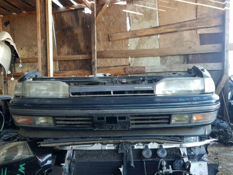 Жесткость бампера Toyota Carina AT170 5AFE 1991 передний