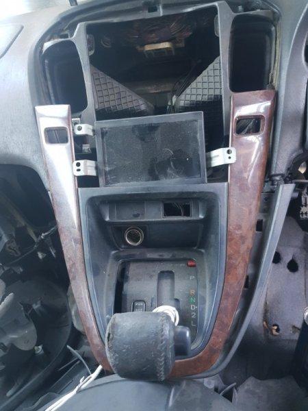 Монитор Toyota Harrier MCU15 1MZ 1998 передний