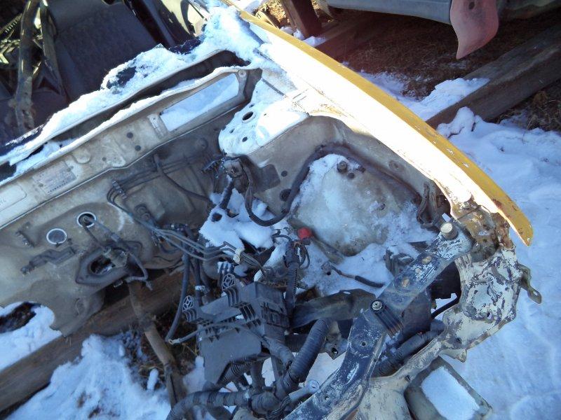 Лонжерон Nissan Ad VY11 QG13DE передний левый