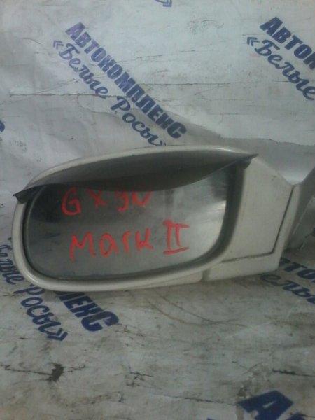 Зеркало Toyota Mark Ii GX90 1GFE 2002 переднее правое