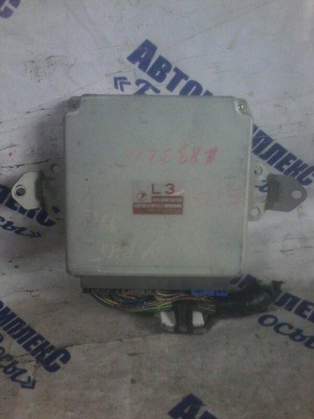 Блок управления двигателем Subaru Legacy BH5 EJ20 1998 передний