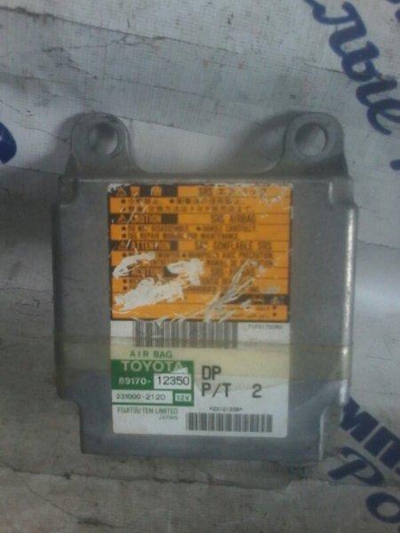 Блок abs Toyota Allex NZE121 1NZFE передний