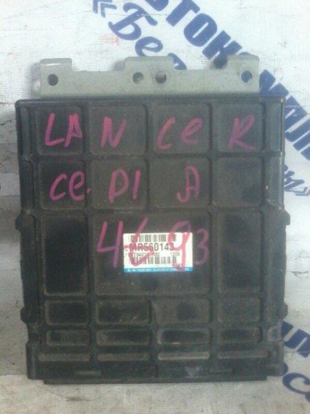 Блок управления двигателем Mitsubishi Lancer Cedia CS5W 4G93 2000 передний
