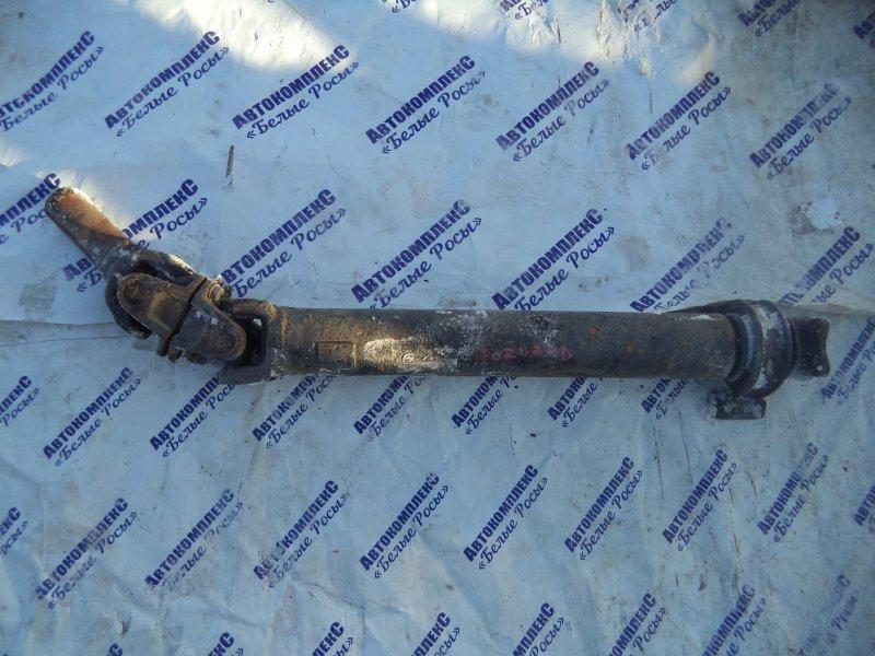 Карданный вал Isuzu Forward FRR35L4 6HL1 1995 задний