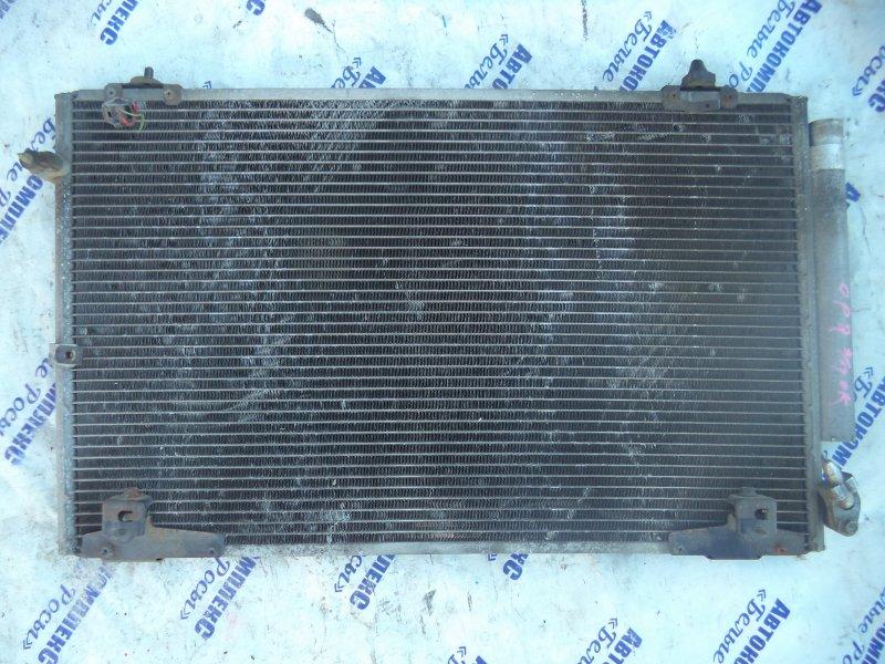 Радиатор кондиционера Toyota Opa ZCT10 1ZZFE 2000 передний