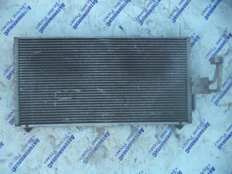 Радиатор кондиционера Mitsubishi Legnum EA1W 4G64 1997 передний