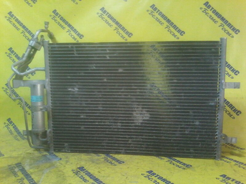 Радиатор кондиционера Mazda Axela BKEP L3 передний