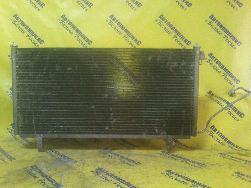 Радиатор кондиционера Nissan Stagea WGC34 RB25DE 1996 передний