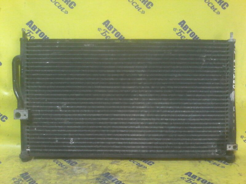 Радиатор кондиционера Honda Orthia EL2 B20B 1996 передний