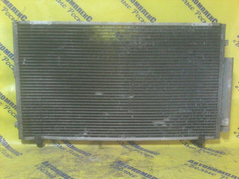 Радиатор кондиционера Toyota Vista Ardeo SV50 3SFSE 1997 передний